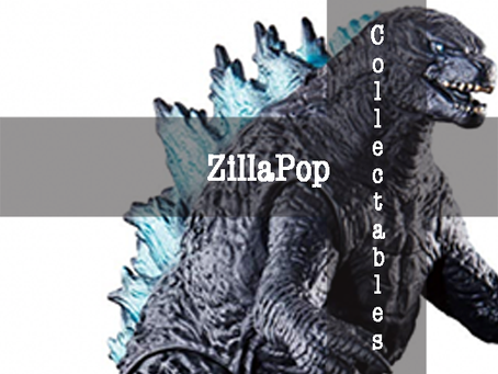 ZillaPop: Collectables