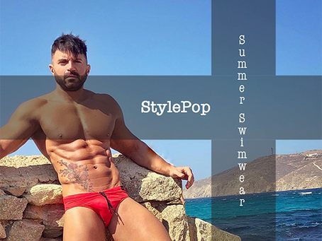 StylePop: Beach Swimwear