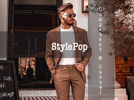 StylePop: Competent Casual