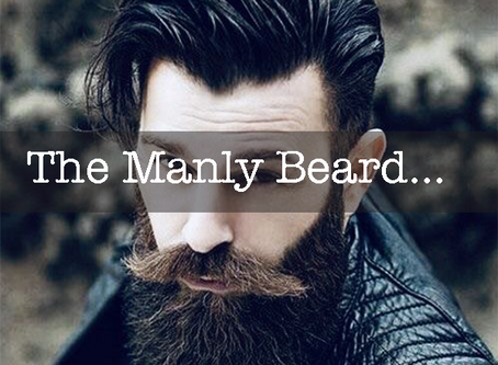 The Manly Beard