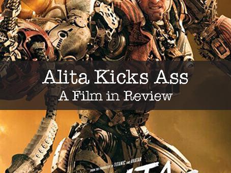 ALITA: Battle Angel Kicks Some!