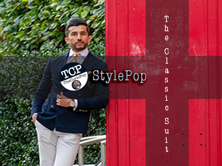 StylePop: THE CLASSIC SUIT