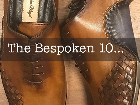 The Bespoken Shoe