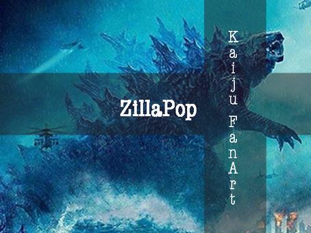 ZillaPop : FanArt Spotlight