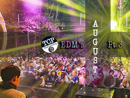 EDM Festivals: AUGUST (Pt.3)