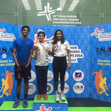 Rahul Baitha, Yuvraj Wadhwani and Tiana Parasrampuria