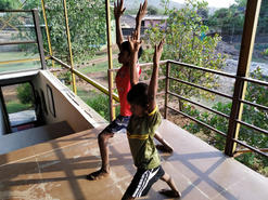 Functional training: yoga