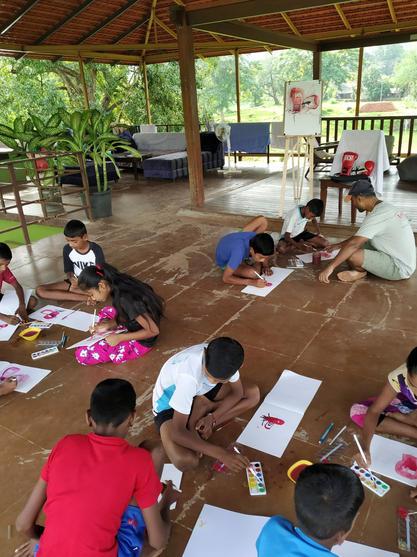 Art camps!