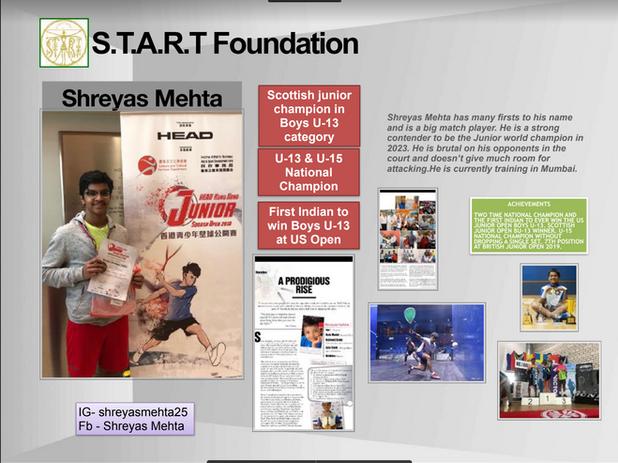 Shreyas Mehta