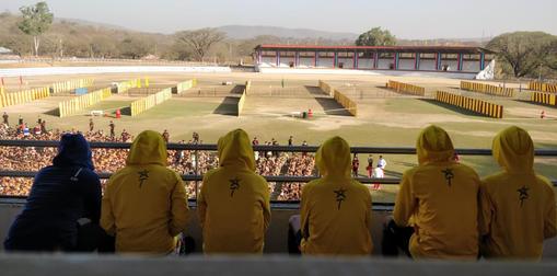 START visits National Defence Academy