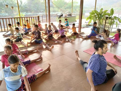 Yoga with Mihir Jog