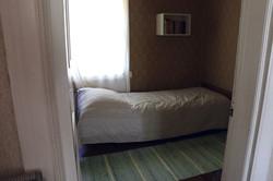 Järvenrantahuvila, makuuhuone