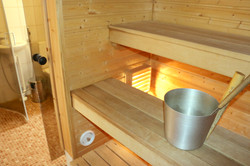 Luoston Karpalo sauna