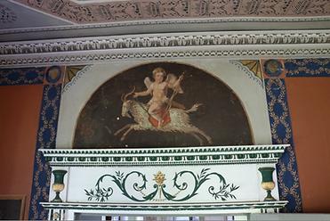 Brinkhall, Pompeji -huone
