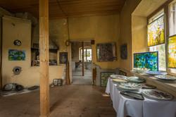 Pakaritupa taidenäyttelyt