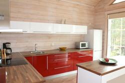 Luoston Karpalo keittiö