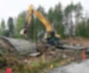 Maanrakennusurakointi | Lieto | Maanrakennusliike Vähätalo Oy