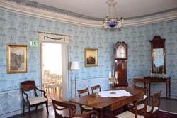 Brinkhall, sininen salonki