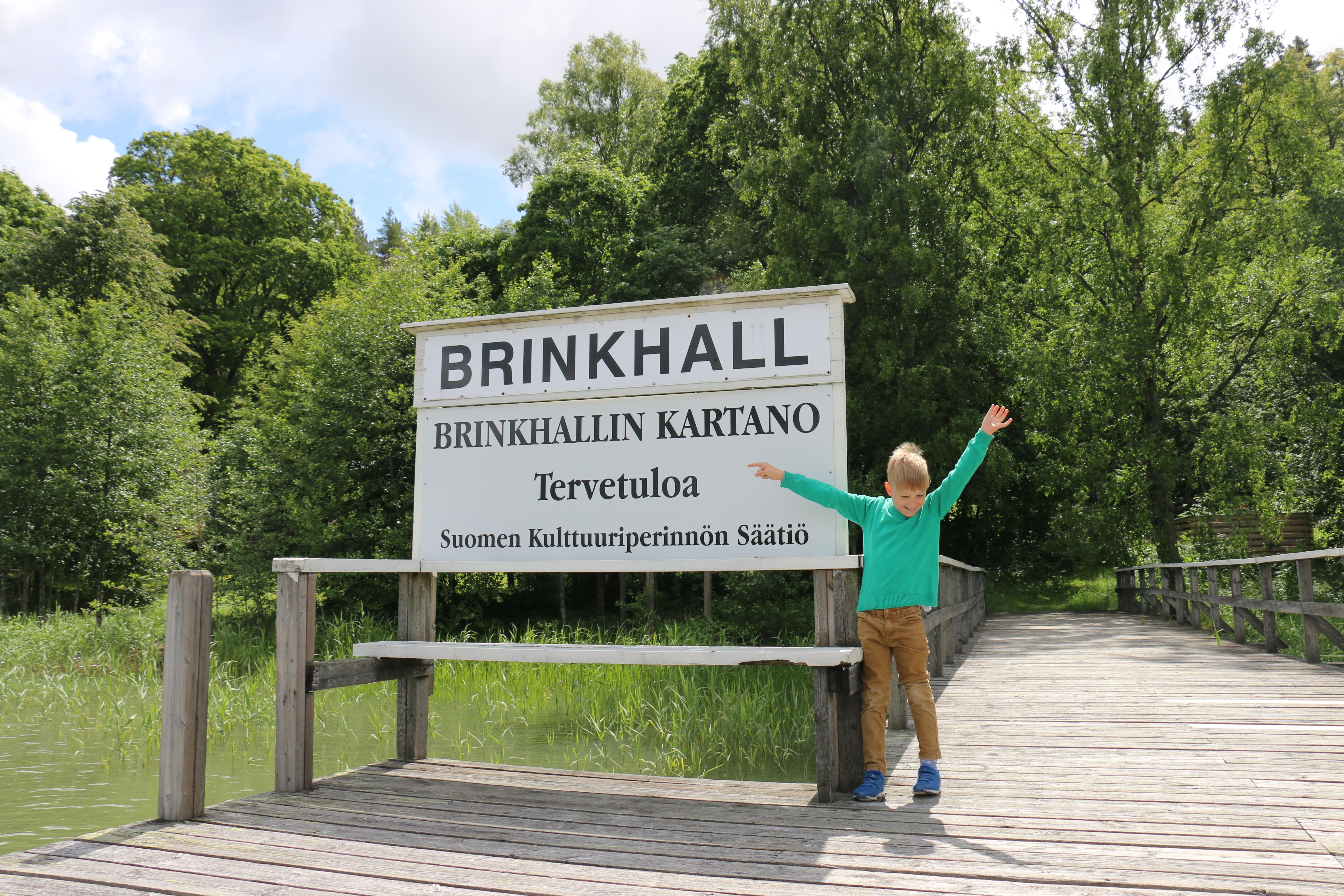 Brinkhall vierasvenesatama