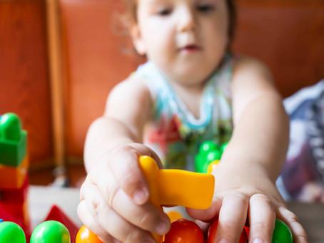 La adquisición de hábitos en un niño/a de dos años