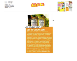 SANTE MAG Herbalist