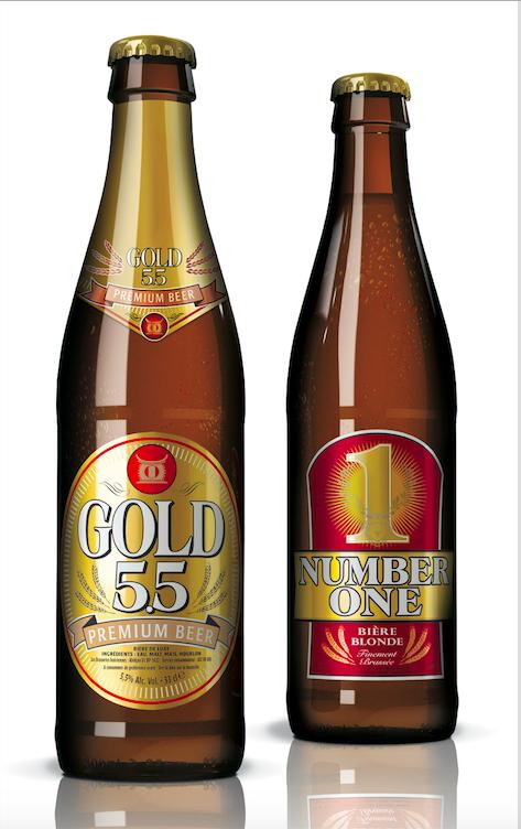 bieres GOLD DUWOOD