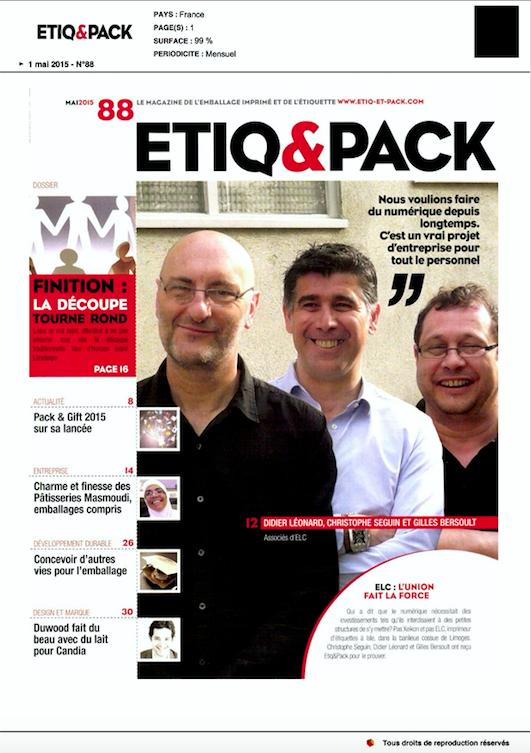 ETIQ&PACK Duwood