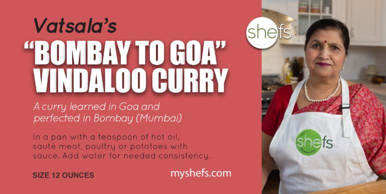 "Vatsala's ""Vindaloo"" Curry"
