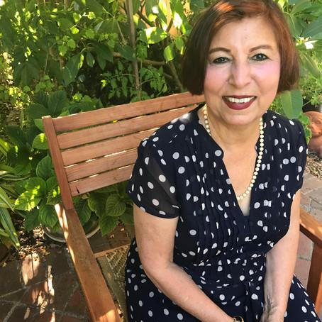 Meet the Shefs: Nasrin Badiozamani