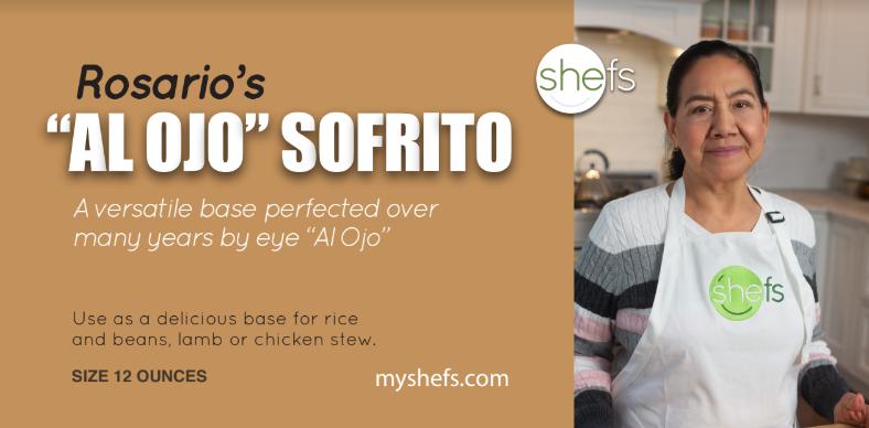 """Rosario's """"Al Ojo"""" Sofrito"""
