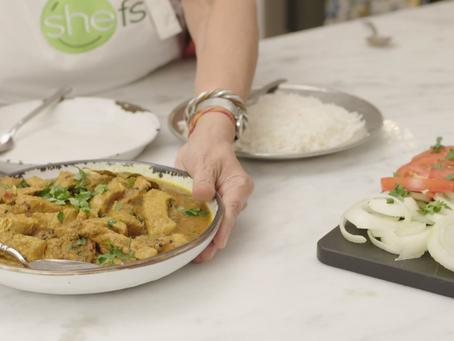 Shefs Sauce Highlight: Vatsala's Vindaloo Curry