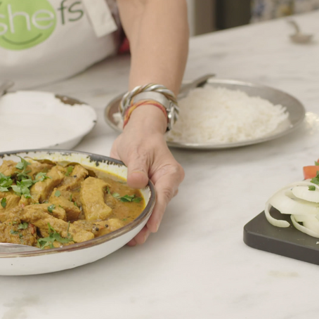 Shefs Sauce Highlight: Vatsala's Vindaloo Curry