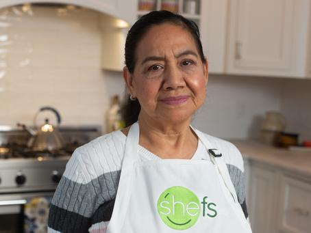 Meet the Shefs: Rosario Arcos