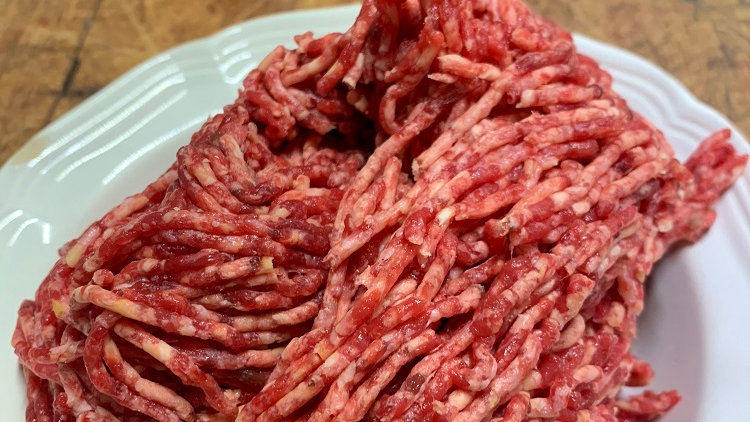 Ground Beef Share; 100 lb Premium Box; First Month