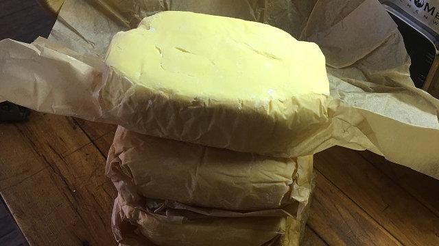 Raw Butter (1 lb)