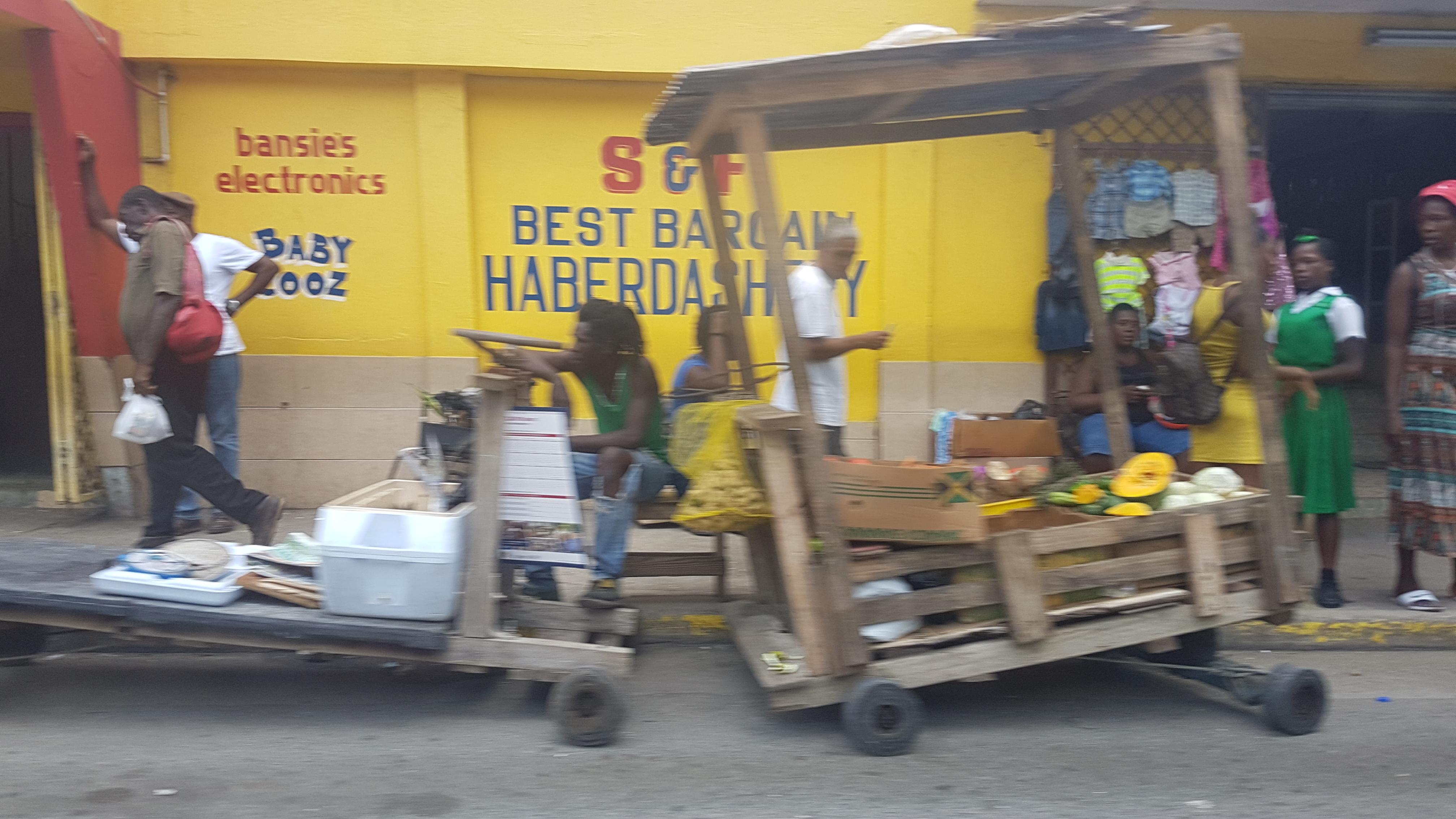 Stennetts Street, Port Maria, Jamaica