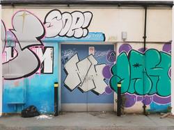Wall piece 2019