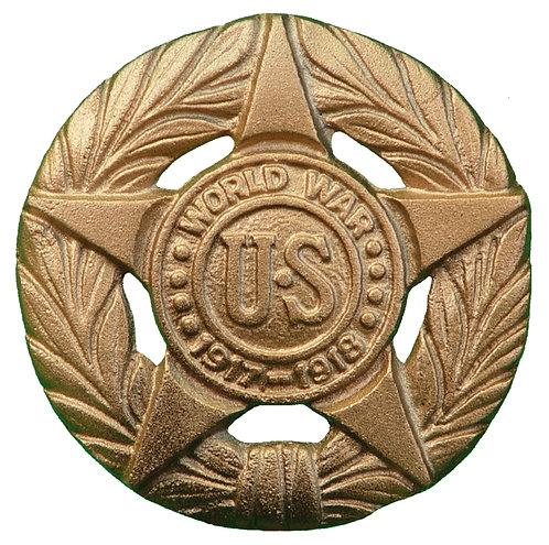 World War I Service Marker