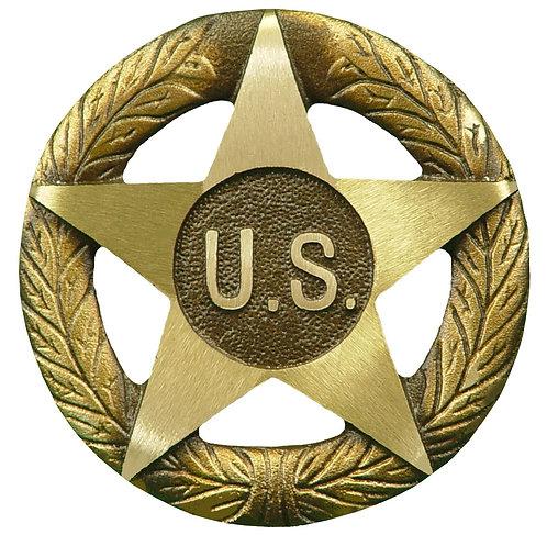 Peacetime Service Marker Bronze