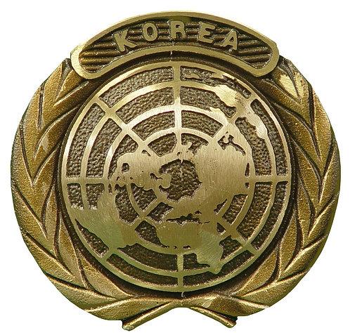 Korea Service Marker Bronze