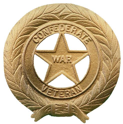 Confederate War Veteran Service Marker