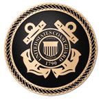 United States Coast Guard Cast Bronze