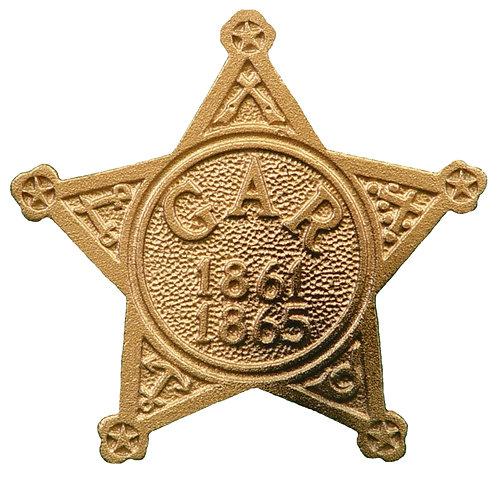 GAR 1861-1865 Service Marker
