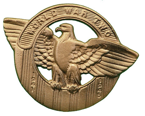 WWII Service Marker