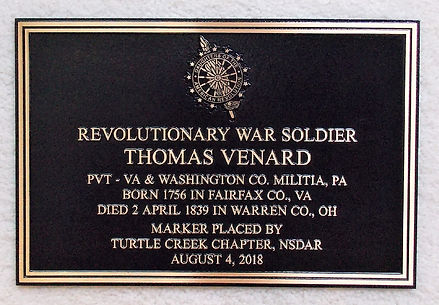 Rev War Soldier Thomas Venard.JPG