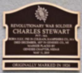 Charles Stewart Revolutionary War Soldie