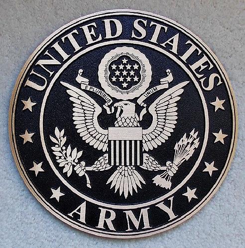 U.S. Army Cast Bronze Emblem