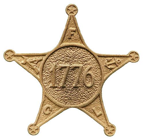 1776 Service Marker