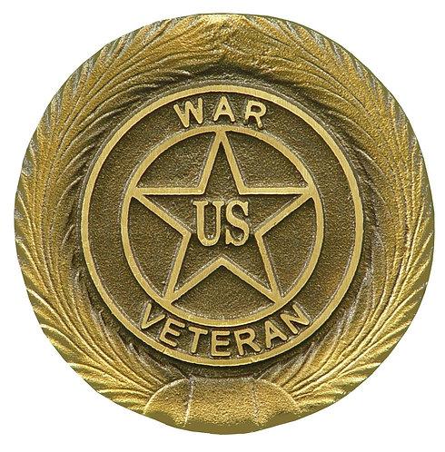 Universal  Veteran Service Marker Bronze