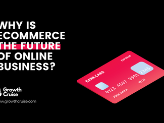 Why Is eCommerce The Future Of Online Business?